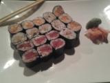 Sushi at Sakura