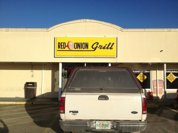 Red Onion - Lee, Florida - Photo by Mike Bonfanti