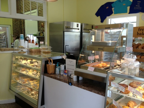 The Pecan Roll Bakery - Fernandina Beach, FL - Photo by Mike Bonfanti