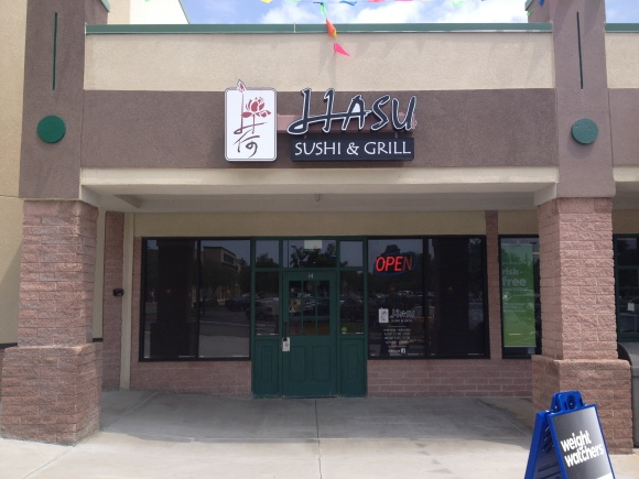 Hasu Sushi & Grill II - Tallahassee, FL - Photo by Mike Bonfanti