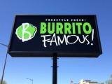 Burrito Famous
