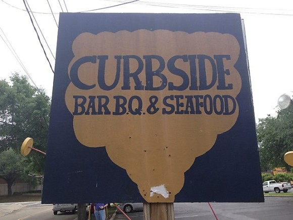 Curbside Bar B.Q. & Seafood - Tallahassee, FL - Photo by Mike Bonfanti