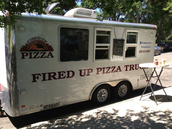 Fired Up Pizza - Tallahassee, FL - Photo by Mike Bonfanti
