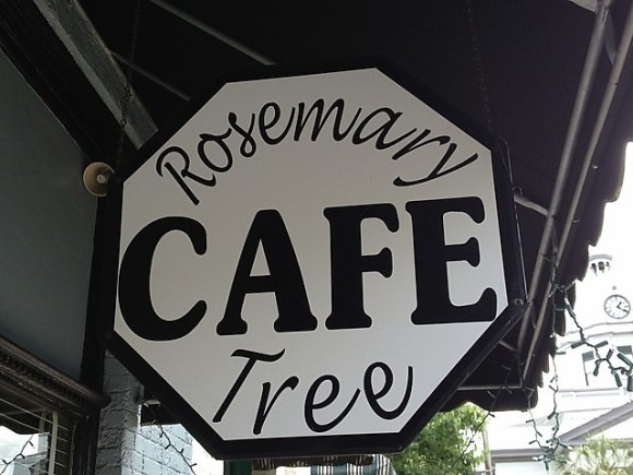 Rosemary Tree Cafe - Monticello, FL - Photo by Mike Bonfanti