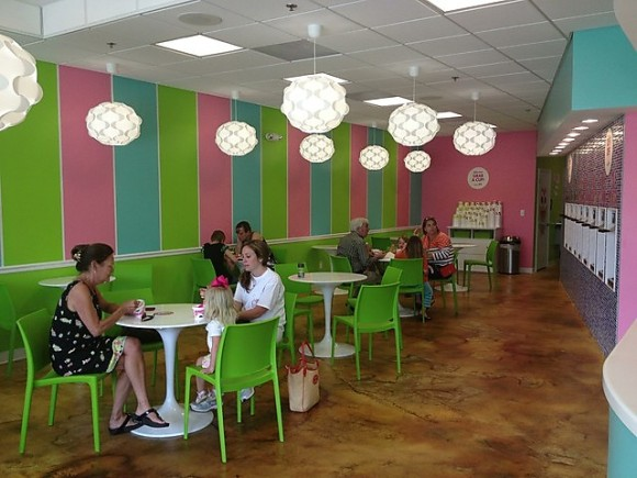 Sweet Frog - Tallahassee, FL - Photo by Mike Bonfanti