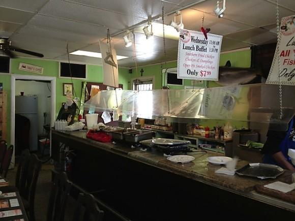 Checker Bar-B-Que - Jacksonville, FL - Photo by Mike Bonfanti