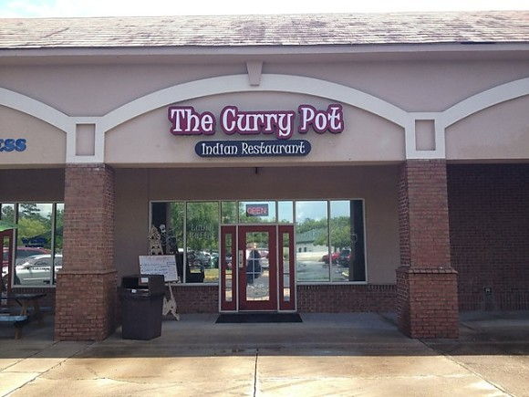 The Curry Pot - Tallahassee, FL - Photo by Mike Bonfanti