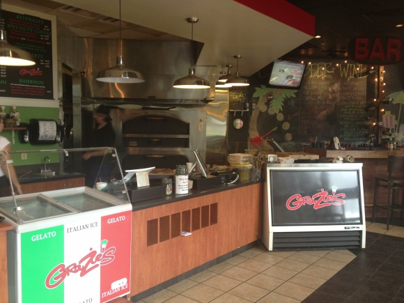Grazie's Artisan Pizza & Pasta - Tallahassee, FL - Photo by Mike Bonfanti