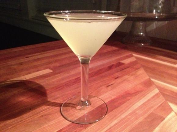 South Side Cocktail - Photo by Mike Bonfanti