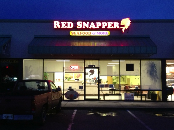 Red Snapper Seafood & More - Tallahassee, FL - Photo by Mike Bonfanti