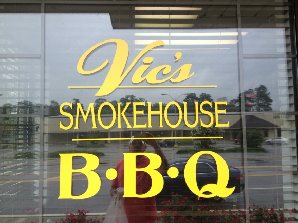 Vic's Smokehouse BBQ - Thomasville, GA - Photo by Mike Bonfanti