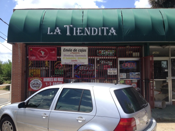 La Tiendita - Tallahassee, FL - Photo by Mike Bonfanti