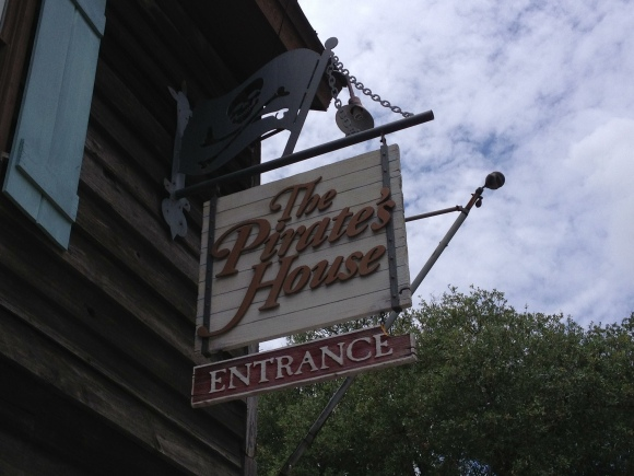 The Pirates' House Restaurant - Savannah, GA - Photo by Mike Bonfanti