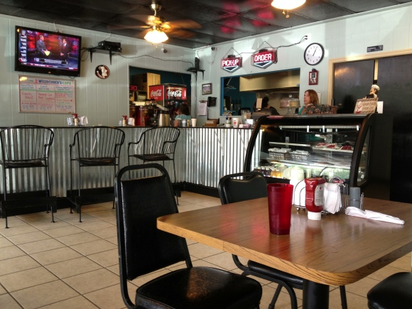 Woodchuck Cafe - Tallahassee, FL - Photo by Mike Bonfanti