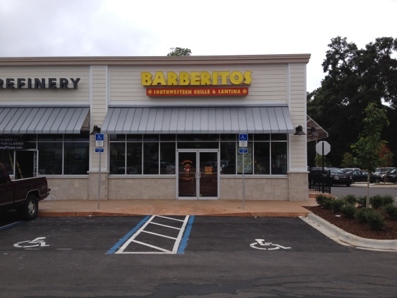Barberitos - Tallahassee, FL - Photo by Mike Bonfanti