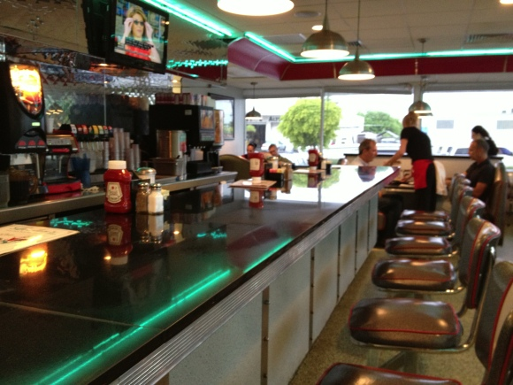 Lester's Diner - Ft. Lauderdale, FL - Photo by Mike Bonfanti