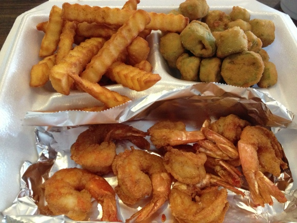 Tony & Dale's Seafood & Diner - Tallahassee, FL - Photo by Mike Bonfanti
