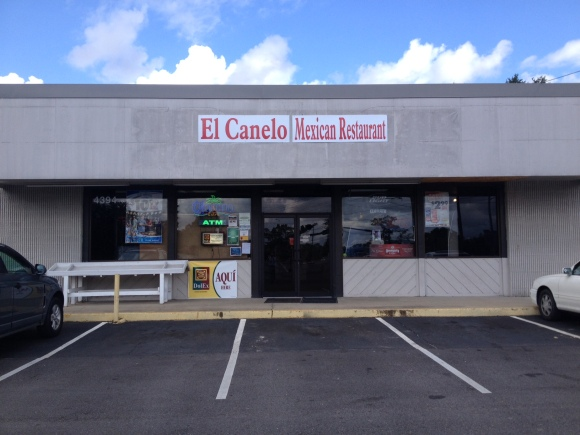 El Canelo Mexican Restaurant - Tallahassee, FL - Photo by Mike Bonfanti