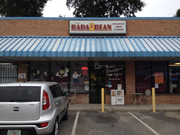 The Bada Bean - Tallahassee, FL - Photo by Mike Bonfanti