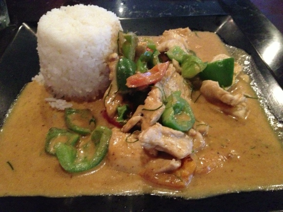 Pattaya Thai Grille - Jacksonville, FL - Photo by Mike Bonfanti