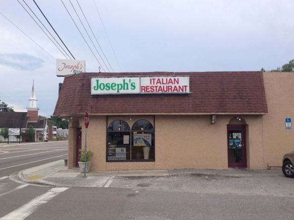 Joseph's Pizza - Jacksonville, FL - Photo by Mike Bonfanti