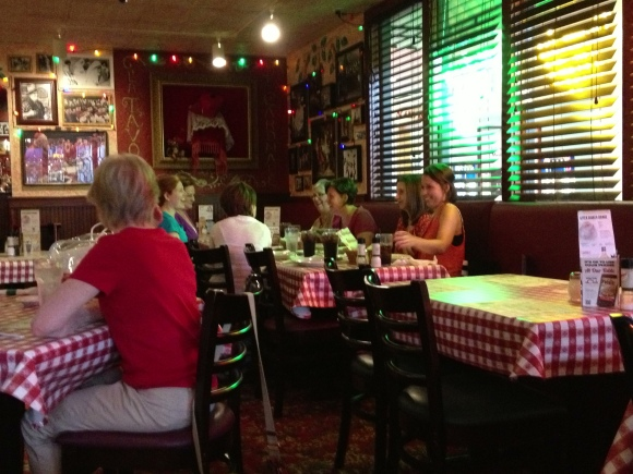Buca di Beppo - Tallahassee, FL - Photo by Mike Bonfanti