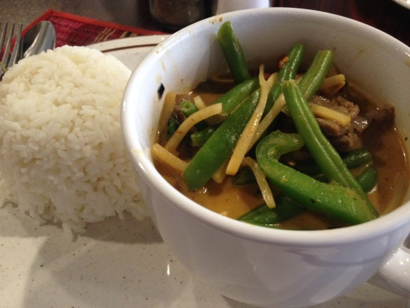 Thai Place - Tallahassee, FL - Photo by Mike Bonfanti