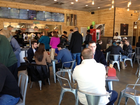 BurgerFi - Tallahassee, FL - Photo by Mike Bonfanti