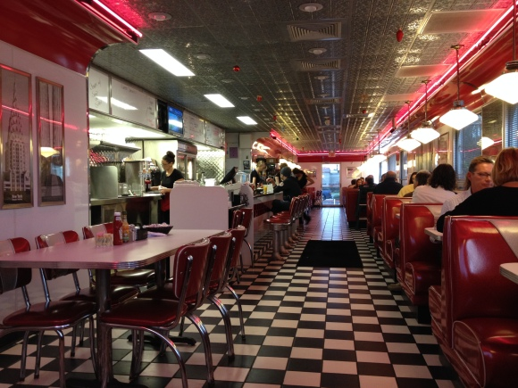 Georgie's Diner - Saint Augustine, FL - Photo by Mike Bonfanti