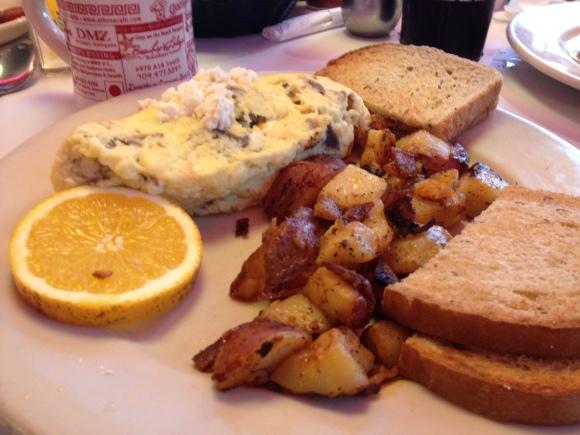 Georgie's Diner - Saint Augustine, FL - Photo by Mike Bonfanti