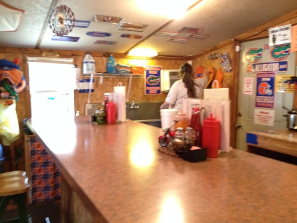 Laropa's BBQ - Alford, FL - Photo by Mike Bonfanti