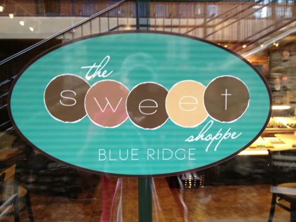 The Sweet Shoppe - Blue Ridge, GA - Photo by Mike Bonfanti