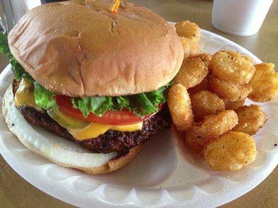 Muffy's Mountain Burgers - Blairsville, GA - Photo by Mike Bonfanti