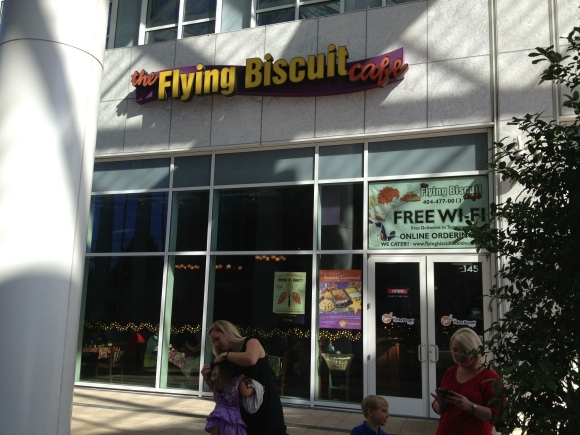 Flying Biscuit Cafe - Atlanta, Georgia - Photo by Mike Bonfanti