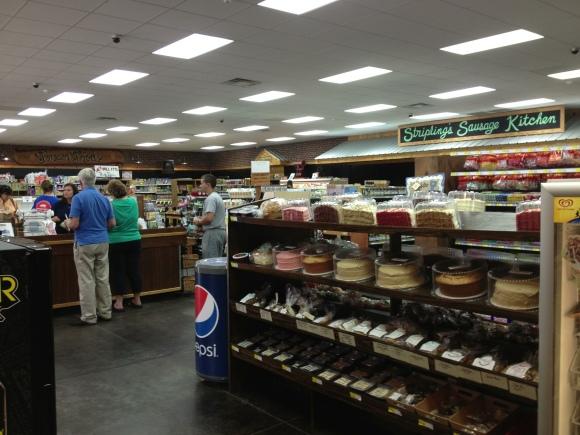 Stripling's General Store - Cordele, GA - Photo by Mike Bonfanti