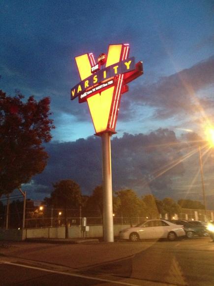 The Varsity - Atlanta, GA - Photo by Mike Bonfanti