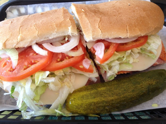 Gibbs NY Style Subs - Orange Park, FL - Photo by Mike Bonfanti