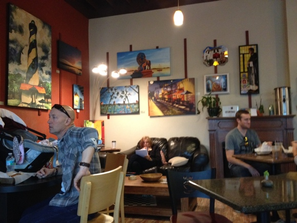 City Coffee Company - Saint Augustine, FL - Photo by Mike Bonfanti