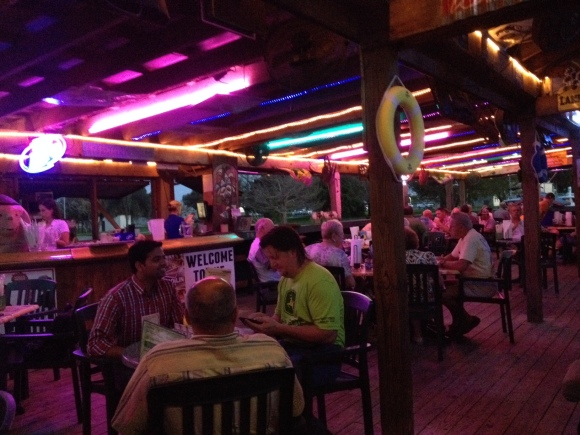 Scotty's Tiki Bar - Clewiston, FL - Photo by Mike Bonfanti