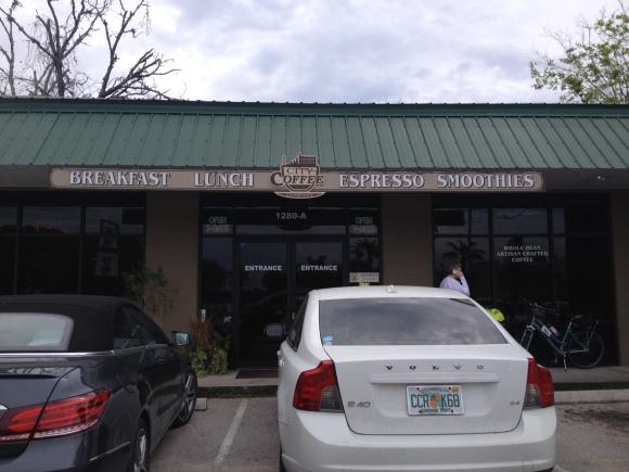 City Coffee Company - Saint Augustine, FL - Photo by Mike Bonfanti