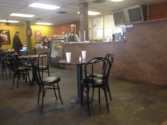 Johnny's Deli & Grille - Jacksonville, FL - Photo by Mike Bonfanti
