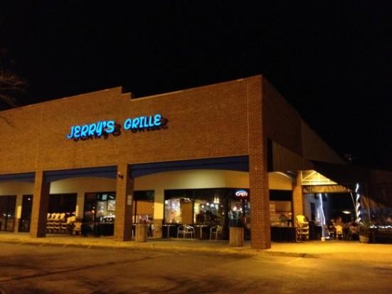 Jerry's Sports Grille - Jacksonville, FL - Photo by Mike Bonfanti