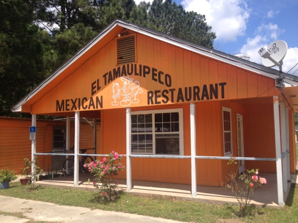 El Tamaulipeco - Quincy, FL - Photo by Mike Bonfanti