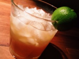 Key Lime Amaretto Sour