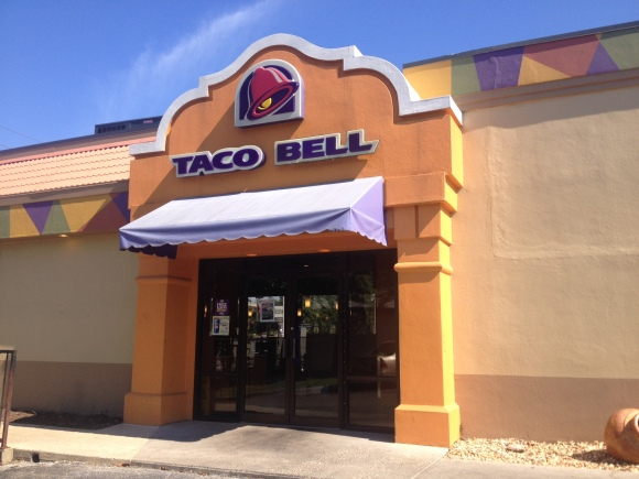 Taco Bell - Tallahassee, FL - Photo by Mike Bonfanti