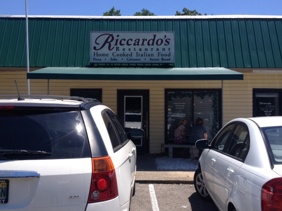Riccardo's - Tallahassee, FL - Photo by Mike Bonfanti