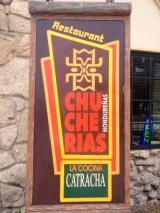 Chucherias Hondureñas