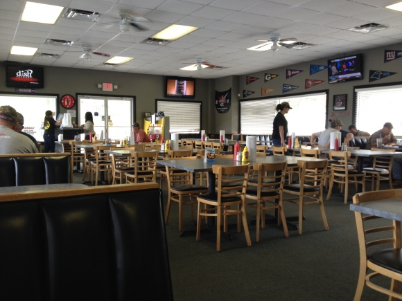 R & R Wings Cafe - Hilliard, FL - Photo by Mike Bonfanti