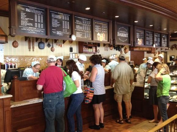 Main Street Bakery - Orlando, FL - Photo by Mike Bonfanti
