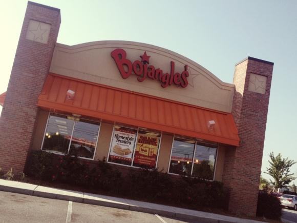 Bojangles' - Valdosta, GA - Photo by Mike Bonfanti